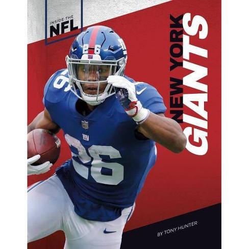 timeless design 5910d 18d33 New York Giants - (Inside the NFL) by Tony Hunter (Hardcover)