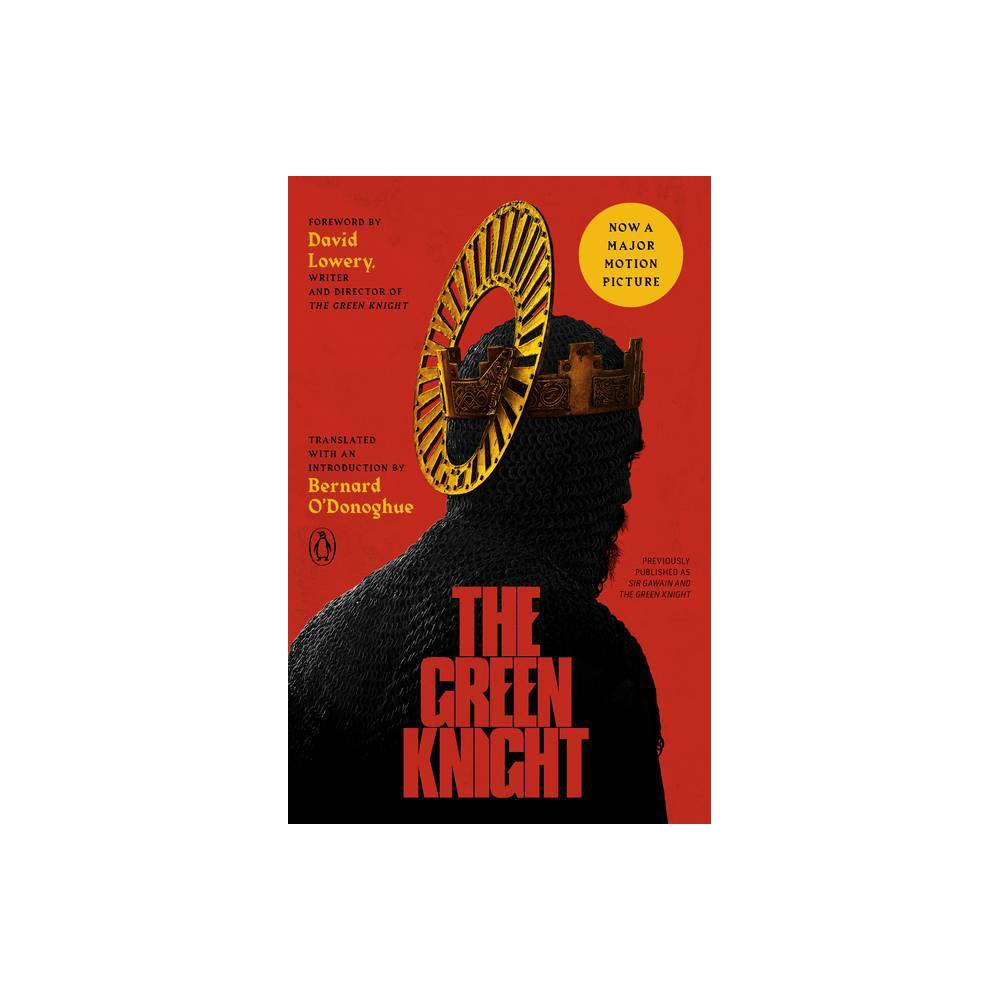 The Green Knight Movie Tie In Paperback