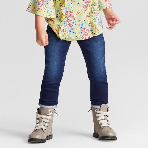 d606b0c7b Toddler Girls' Skinny Jeans - Genuine Kids® From OshKosh® Angel Blue :  Target