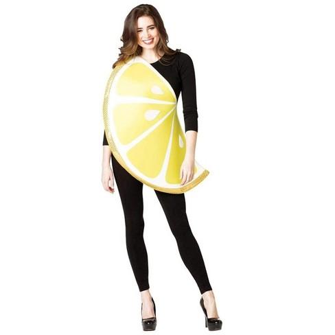 Rasta Imposta Lemon Slice Adult Costume - One Size - image 1 of 1