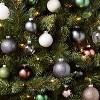 42ct Round Glass Ornaments Veranda - Wondershop™ - image 2 of 3