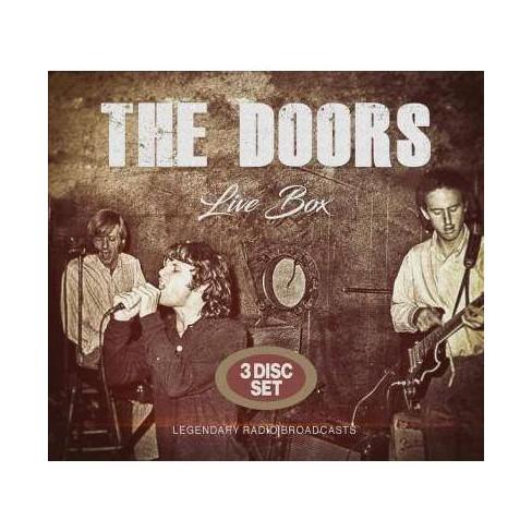 Doors - Live Box (CD) - image 1 of 1
