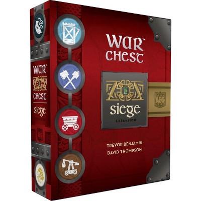 War Chest - Siege Expansion Board Game