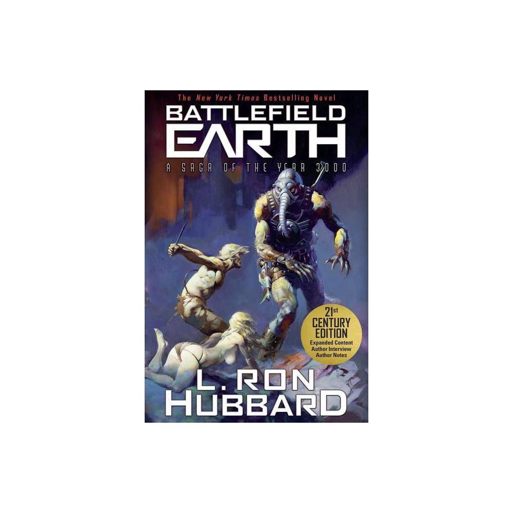 Battlefield Earth By L Ron Hubbard Paperback
