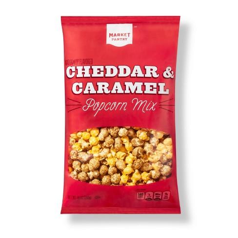 Cheddar and Caramel Corn Mix - 10oz - Market Pantry™ - image 1 of 3