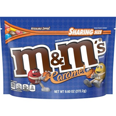 Chocolate Candies: M&M's Caramel
