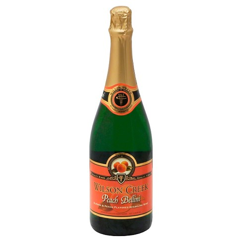 Wilson Creek Peach Bellini Sparkling Wine - 750ml Bottle - image 1 of 1