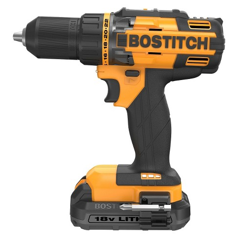 Bostitch 18V Lithium Drill/Driver - image 1 of 7