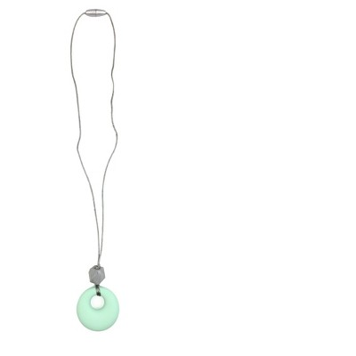 Itzy Ritzy Teething Pendant - Mint