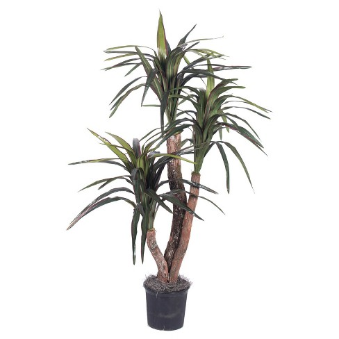 Artificial Marginata Extra Full (4') Dark Green - Vickerman - image 1 of 1