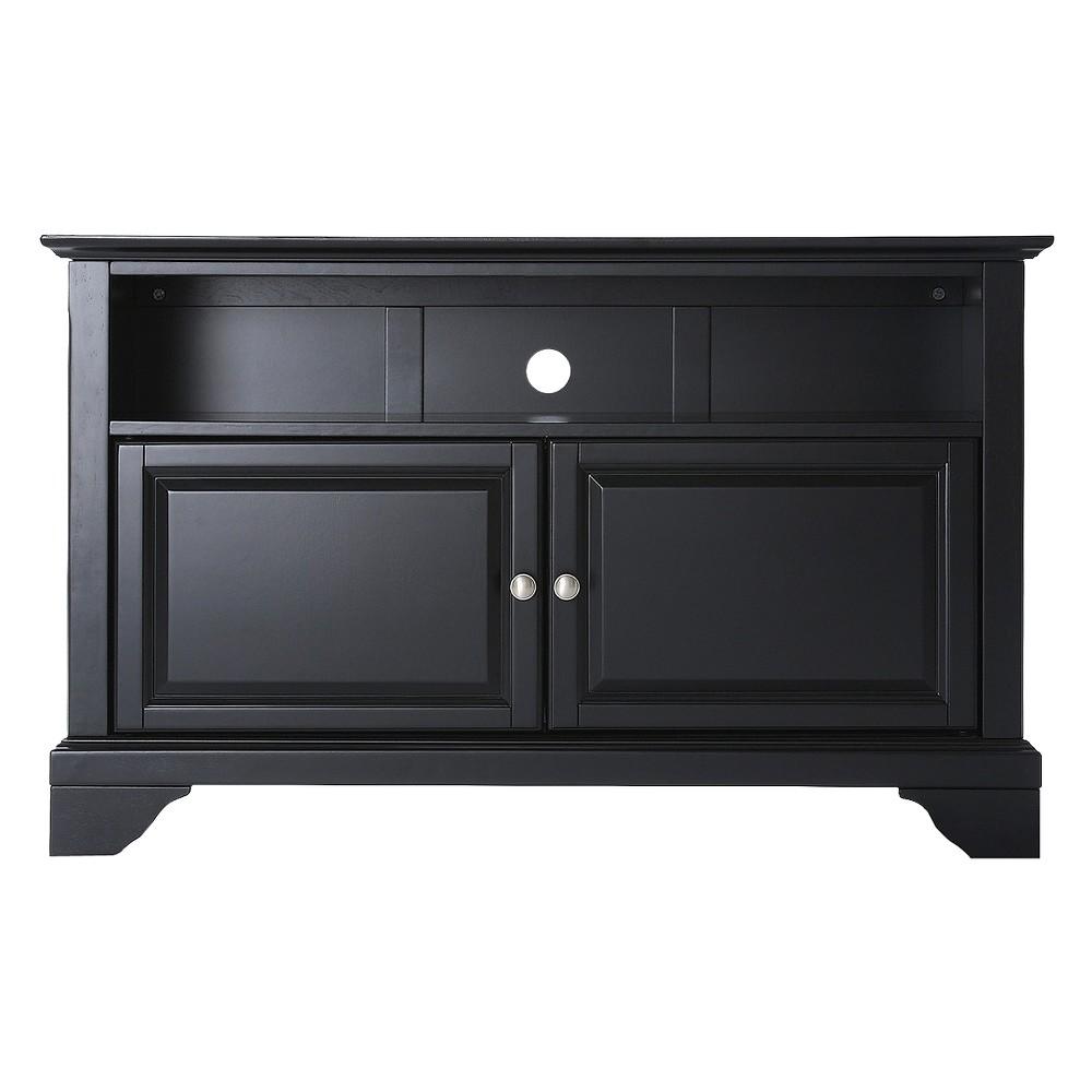 LaFayette TV Stand Black 42 - Crosley