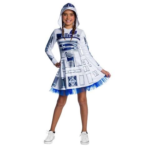 Girls' Star Wars R2-D2 Halloween Costume - image 1 of 1