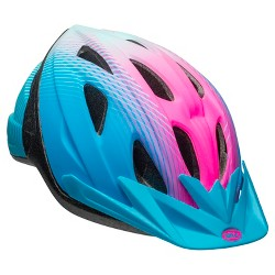 Bell Banter Traveler Youth Helmet (8+) - Blue/Pink
