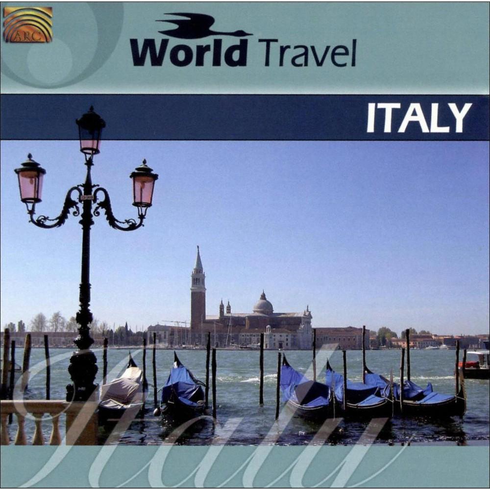 I Mandolini Italiani - World Travel:Italy (CD)