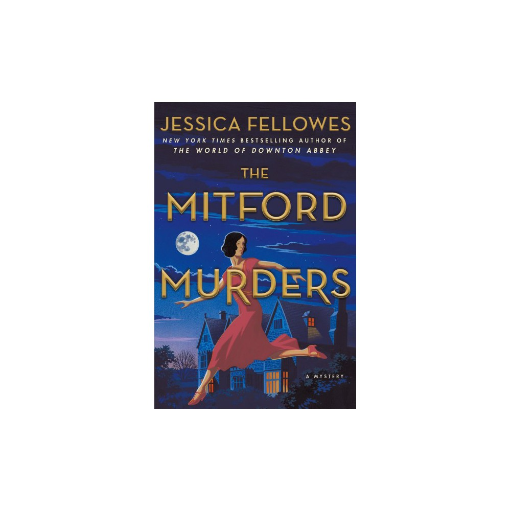Mitford Murders - by Jessica Fellowes (Hardcover)