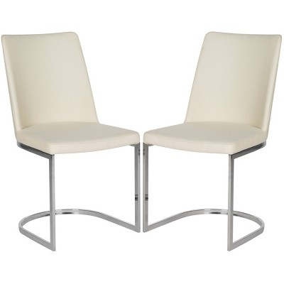 Set of 2 Parkston Side Dining Chair - Safavieh