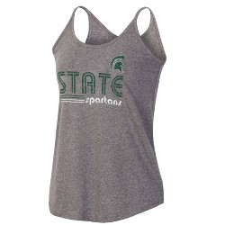 NCAA Michigan State Spartans Women's Tank Top