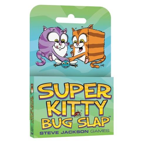 Super Kitty Bug Slap Card Game - image 1 of 4