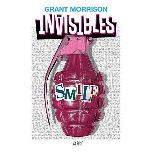 The Invisibles Omnibus - (Hardcover) - image 1 of 1