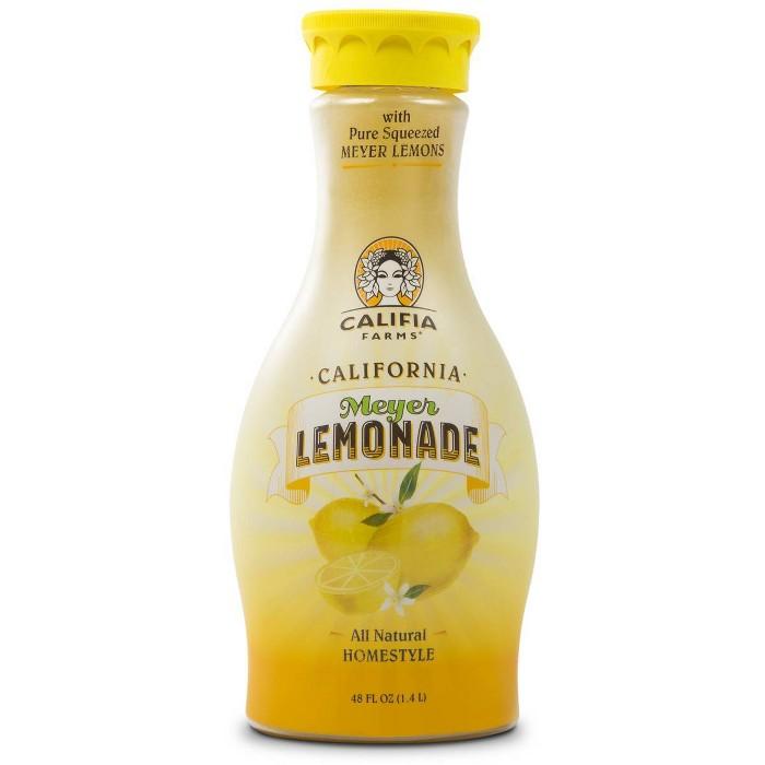Califia Farms California Meyer Lemonade - 48 fl oz - image 1 of 4