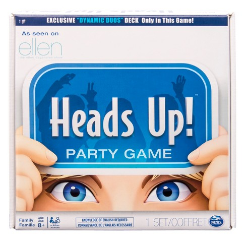 Heads Up! Party Game - image 1 of 4