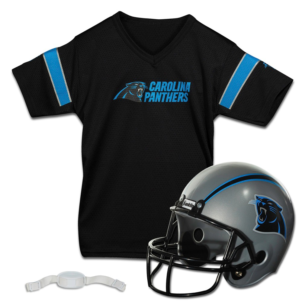 Carolina Panthers Youth Uniform Jersey Set, Kids Unisex