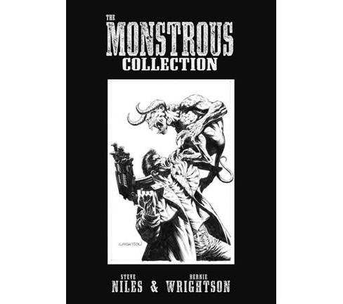 Monstrous Collection (Paperback) (Steve Niles) - image 1 of 1