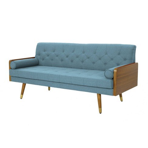 Jalon Mid Century Modern Sofa - Christopher Knight Home : Target