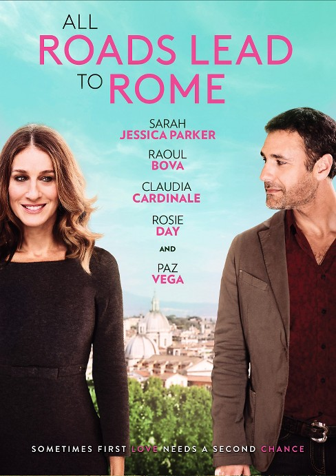 All roads lead to rome (DVD) - image 1 of 1