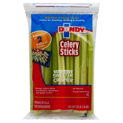 Celery Sticks - 1.25lb Bag