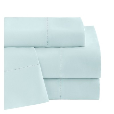 The Bamboo Collection Rayon made from Bamboo Sheet Set - Light Blue (King)