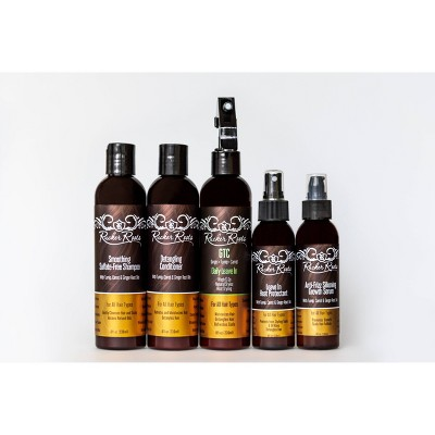 Rucker Roots Smoothing System Hair Care Collection