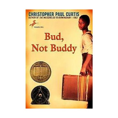 bud not buddy reprint paperback by christopher paul curtis target