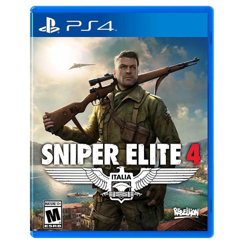 Sniper Elite 4 PlayStation 4 - image 1 of 5
