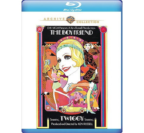 Boy Friend (Blu-ray) - image 1 of 1