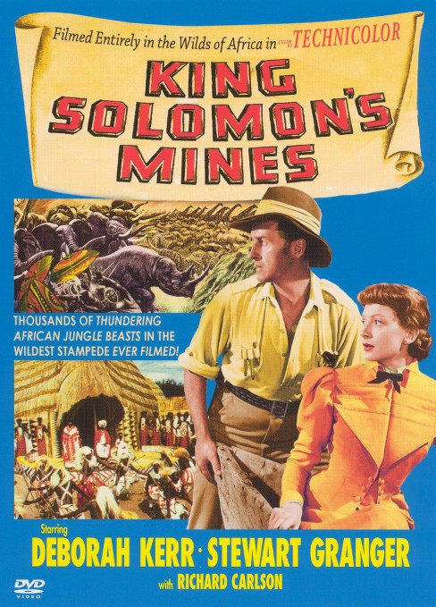 King solomon's mines (DVD) - image 1 of 1