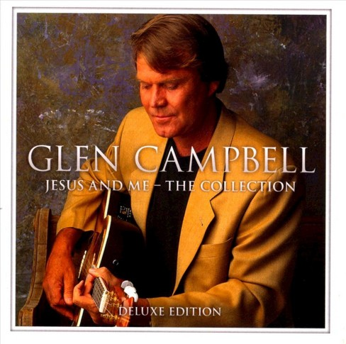 Glen campbell - Jesus and me:Collection (CD) - image 1 of 1