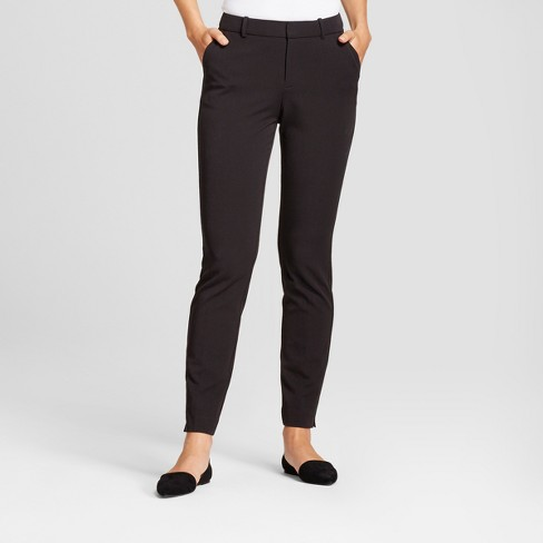 a8e76b0e8ab Women s Skinny Bi-Stretch Twill Pants - A New Day™   Target