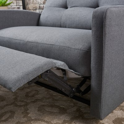 Halima 2 Seater Recliner   Christopher Knight Home
