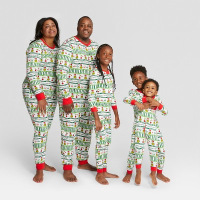 holiday dr seuss the grinch family union suits