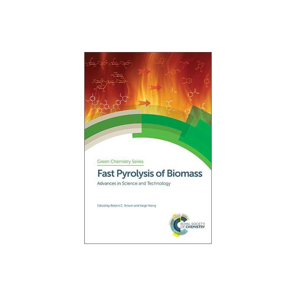 Fast Pyrolysis of Biomass - (Green Chemistry) (Hardcover)