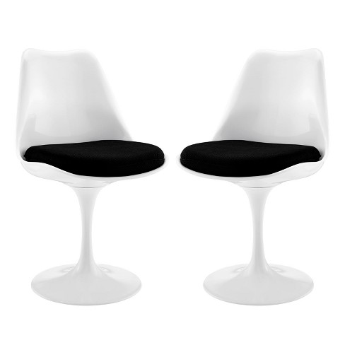 Lippa Dining Side Chair Set of 2 - Modway - image 1 of 4
