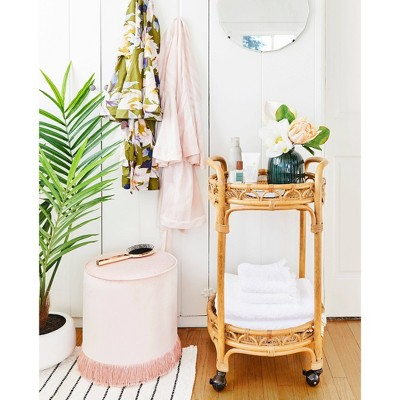 Floral Blush Spring Bathroom Collection styled by Emily Henderson - Opalhouse™