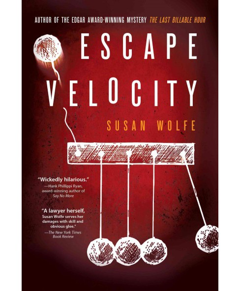 Escape Velocity (Hardcover) (Susan Wolfe) - image 1 of 1