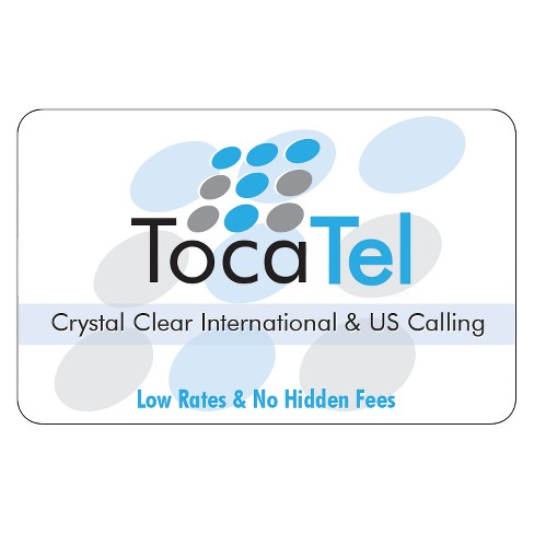 Tocatel Prepaid Card (Email Delivery) - image 1 of 1