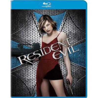 Resident Evil (Blu-ray)(2017)