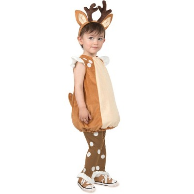 Debbie the Deer Toddler Costume