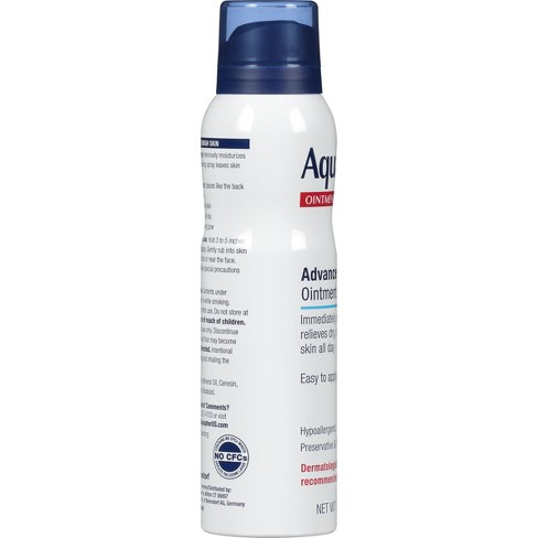 Aquaphor Advanced Therapy Ointment Body Spray 37oz Target