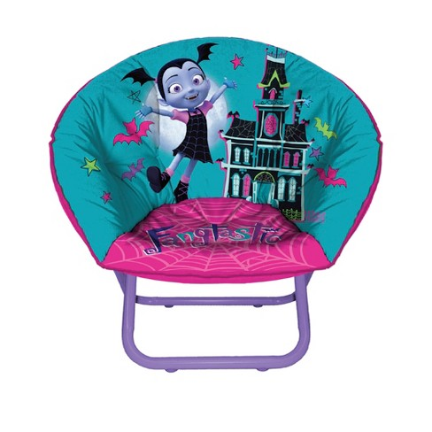Super Vamparina Kids Saucer Chair Blue Disney Jr Forskolin Free Trial Chair Design Images Forskolin Free Trialorg