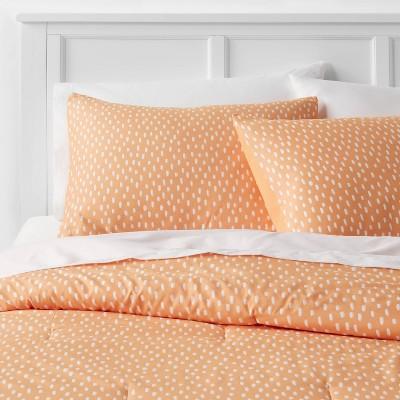 Dot Print Comforter & Sheets Set - Room Essentials™